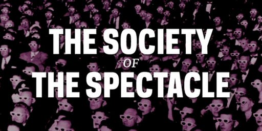 Film Screening: Heath Schultz: The Society of the Spectacle (2013)