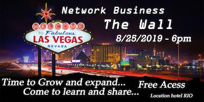 Networking Business - The Wall Las Vegas