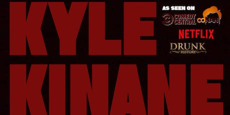 Kyle Kinane does a weekend at The Club tickets