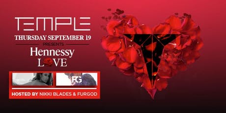 Hennessy Love tickets