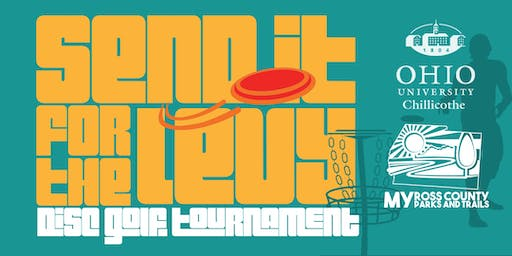 SEND IT FOR THE LEVY; DISC GOLF TOURNAMENT
