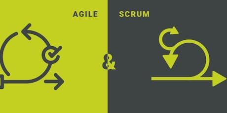 Agile & Scrum Classroom Training in Waterloo, IA tickets