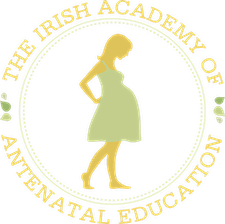 The Irish Academy of Antenatal Education logo
