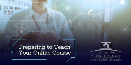 Preparing to Teach Your Online Course (Online)