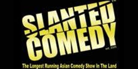 Slanted Comedy tickets