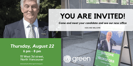 George Orr Campaign Office Opening Party tickets