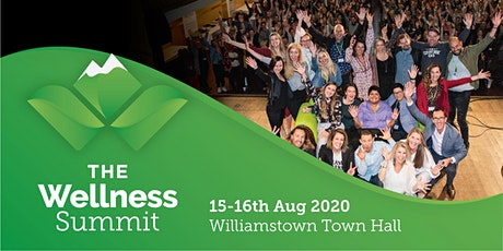 The Welllness Summit 2020 tickets