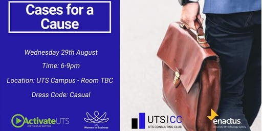 Cases for a Cause Workshop