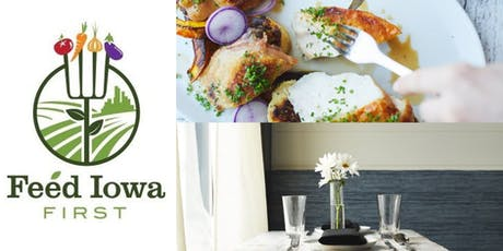 2nd Annual Feed Iowa First Charity Dinner tickets