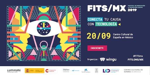 #FITSmx ¡Nos vemos el 20 de septiembre en el Centro Cultural España!