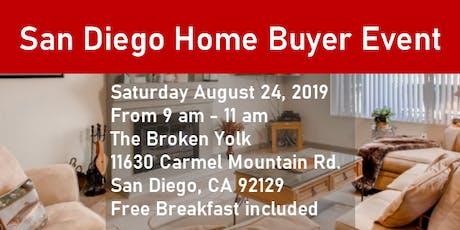San Diego Home Buyer Event tickets