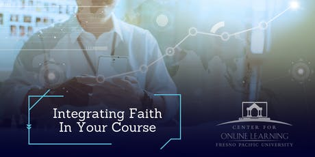 Integrating Faith in Your Course tickets