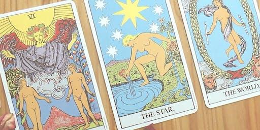4 Week Introduction to Tarot Reading