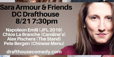 Sara Armour and Friends tickets