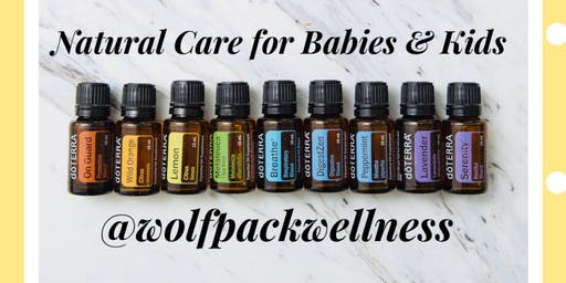 Wolfpack Wellness : Natural Care for Babies and Children