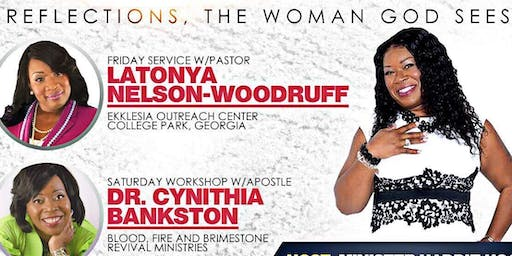 """2nd Annual Women's Conference: """"The Woman God Sees."""""""