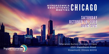 Hypersomnia Educational Meeting (Chicago) tickets