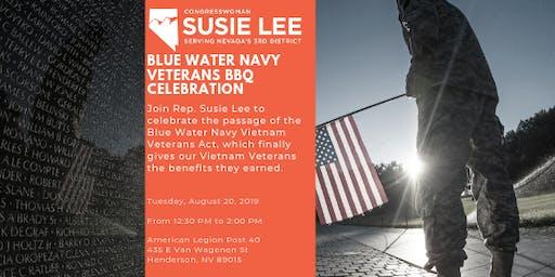 Blue Water Navy Veterans BBQ Celebration