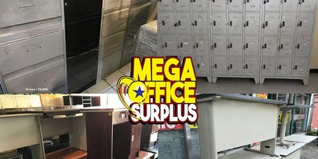 BIG OFFICE FURNITURE SALE at Megaoffice East Service Road tickets