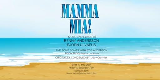 Mamma Mia! at the Hales Center