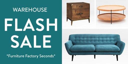 Massive DTLA Furniture Sale - prices starting at 60% off
