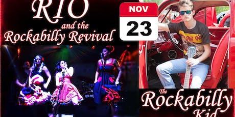Rio & The Rockabilly Revival / The Rockabilly Kid tickets