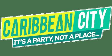 CARIBBEAN CITY (90s VS 2000s) tickets