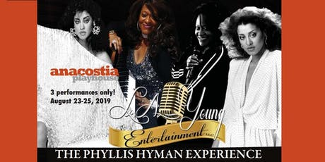 The Phyllis Hyman Experience With World-Renowned Diva LA Young tickets