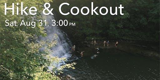 Cascades Hike & Cookout