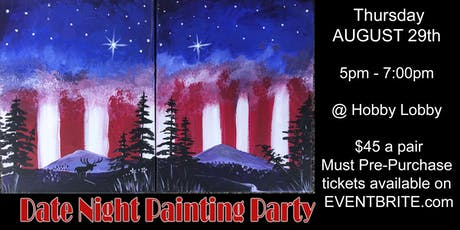 Date Night Painting Class tickets