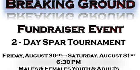 Breaking Ground Fundraiser @ Douglasville Boxing Club tickets