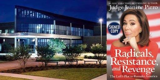 Judge Jeanine Pirro In Jacksonville, FL