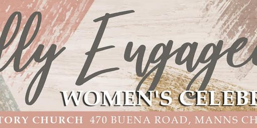 Fully Engaged Women's Celebration (Deeper Depths)