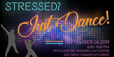 Stressed? Just Dance! tickets