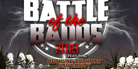 Battle of the Bands featuring Bethune-Cookman University Marching Wildcats tickets