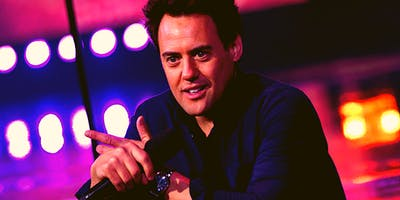 Orny Adams LIVE! (Stand-Up Comedy)