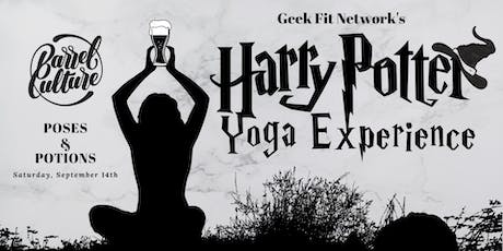 Poses and Potions: Harry Potter Yoga + Brew at Barrel Culture tickets