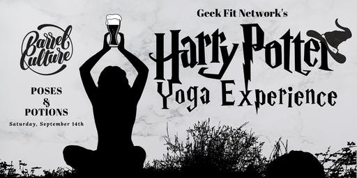 Poses and Potions: Harry Potter Yoga + Brew at Barrel Culture