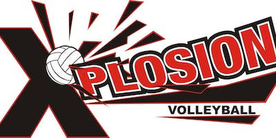 Xplosion Volleyball Clinics for 2019