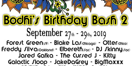 Bodhi's Birthday Bash 2 tickets