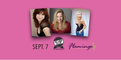 Comedians Charlene Mae, Laura Hayden & Maria Herman tickets