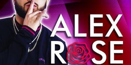 Alex Rose Live tickets