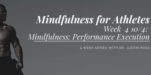 Mindfulness for Athletes: Session 4