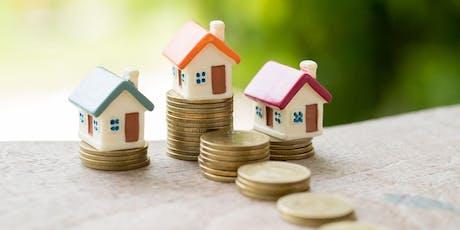 Starting your Real Estate Rental Portfolio tickets