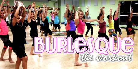 Burlesque: The Workout Masterclass  tickets