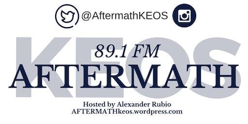 AFTERMATH Radio Show Fall 2019 Semester