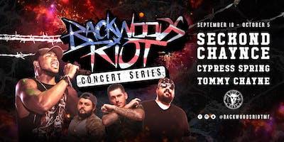 Backwoods Riot Concert Series in Odessa, TX