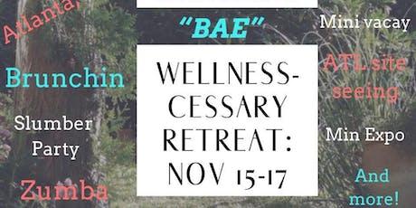 BAE Wellness Atlanta Women's Retreat tickets