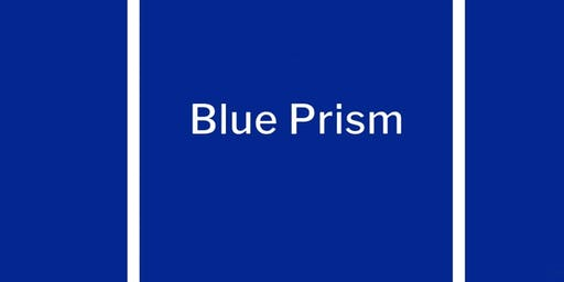 Blue Prism Training in Burlington | Blue Prism Training | Robotic Process Automation Training | RPA Training