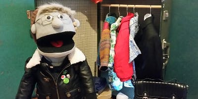 Build a puppet - Tallygaroopna